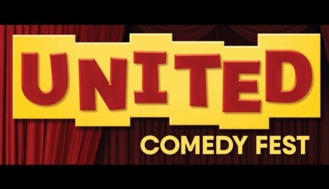 United Comedy Fest Logo 1